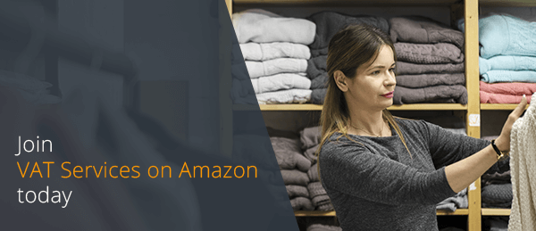 Join VAT Services on Amazon today